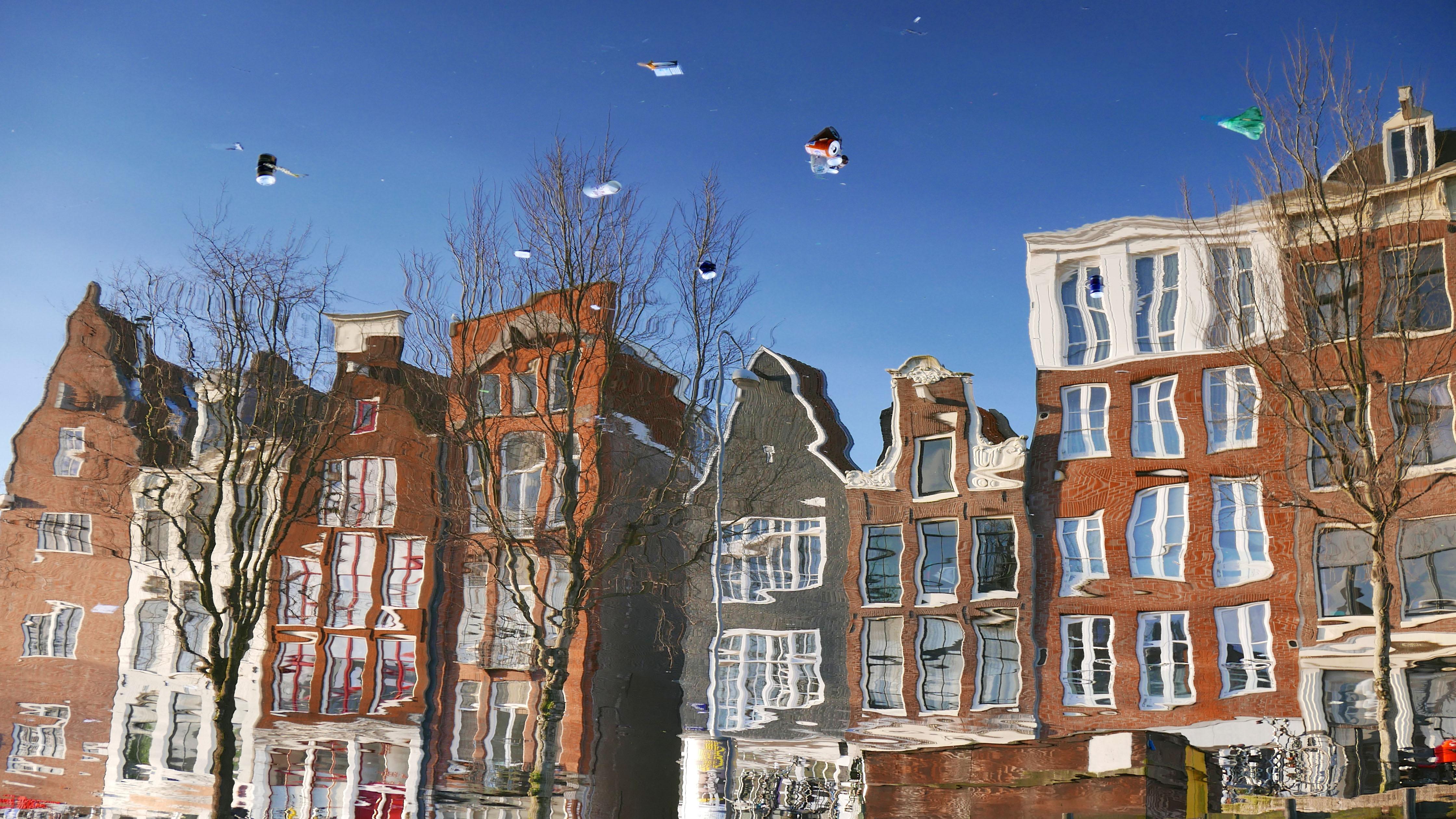 Amstelveld Amsterdam by wvanpoortvliet.nl